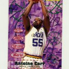 1995-96 Fleer Basketball #184 Antoine Carr - Utah Jazz