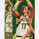 1995-96 Fleer Basketball #182 Detlef Schrempf - Seattle Supersonics