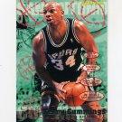 1995-96 Fleer Basketball #166 Terry Cummings - San Antonio Spurs