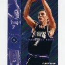 1995-96 Fleer Basketball #160 Bobby Hurley - Sacramento Kings