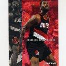 1995-96 Fleer Basketball #158 Buck Williams - Portland Trail Blazers