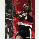 1995-96 Fleer Basketball #154 Clifford Robinson - Portland Trail Blazers