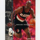 1995-96 Fleer Basketball #153 Terry Porter - Portland Trail Blazers
