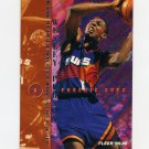 1995-96 Fleer Basketball #148 Wesley Person - Phoenix Suns