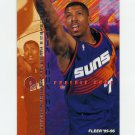 1995-96 Fleer Basketball #144 Kevin Johnson - Phoenix Suns