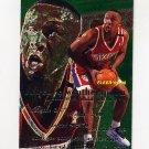 1995-96 Fleer Basketball #138 Clarence Weatherspoon - Philadelphia 76ers
