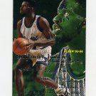 1995-96 Fleer Basketball #127 Anthony Bowie - Orlando Magic