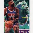 1995-96 Fleer Basketball #116 Armon Gilliam - New Jersey Nets