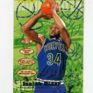 1995-96 Fleer Basketball #109 Isaiah Rider - Minnesota Timberwolves