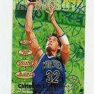 1995-96 Fleer Basketball #108 Christian Laettner - Minnesota Timberwolves