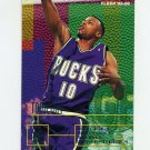 1995-96 Fleer Basketball #102 Todd Day - Milwaukee Bucks