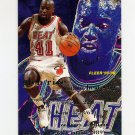 1995-96 Fleer Basketball #097 Glen Rice - Miami Heat