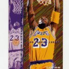 1995-96 Fleer Basketball #087 Cedric Ceballos - Los Angeles Lakers