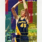 1995-96 Fleer Basketball #079 Rik Smits - Indiana Pacers
