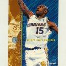 1995-96 Fleer Basketball #064 Latrell Sprewell - Golden State Warriors