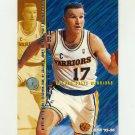 1995-96 Fleer Basketball #060 Chris Mullin - Golden State Warriors