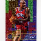 1995-96 Fleer Basketball #055 Terry Mills - Detroit Pistons