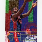 1995-96 Fleer Basketball #050 Joe Dumars - Detroit Pistons