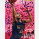 1995-96 Fleer Basketball #048 Bryant Stith - Denver Nuggets
