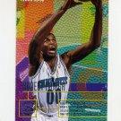 1995-96 Fleer Basketball #020 Robert Parish - Charlotte Hornets
