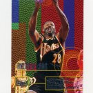 1995-96 Fleer Basketball #004 Andrew Lang - Atlanta Hawks