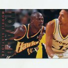 1995-96 Fleer Total D Basketball #01 Mookie Blaylock - Atlanta Hawks