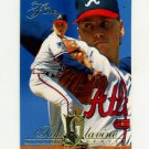 1994 Flair Baseball #125 Tom Glavine - Atlanta Braves