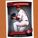 2010 Topps Baseball Peak Performance #125 Roy Halladay - Philadelphia Phillies
