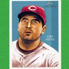 2010 Topps National Chicle Baseball #051 Joey Votto - Cincinnati Reds