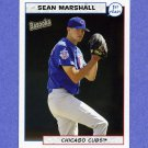 2005 Bazooka Baseball #200 Sean Marshall RC - Chicago Cubs