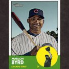 2012 Topps Heritage Baseball #058 Marlon Byrd - Chicago Cubs