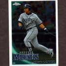 2010 Topps Chrome Baseball #103 Jose Lopez - Seattle Mariners