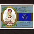2008 Topps Allen and Ginter Baseball United States #US44 Brandon Lyon - Arizona Diamondbacks