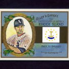 2008 Topps Allen and Ginter Baseball United States #US39 Paul Konerko - Chicago White Sox
