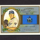 2008 Topps Allen and Ginter Baseball United States #US19 Tim Stauffer - San Diego Padres