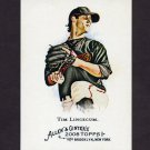 2008 Topps Allen and Ginter Baseball #201 Tim Lincecum - San Francisco Giants
