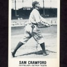 1977-84 Galasso Glossy Greats Baseball #140 Sam Crawford - Detroit Tigers