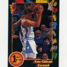 1991-92 Wildcard Basketball #095 Pete Chilcutt - North Carolina