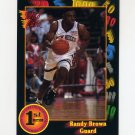 1991-92 Wildcard Basketball #038 Randy Brown - New Mexico State