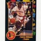 1991-92 Wildcard Basketball #024 Larry Johnson - UNLV