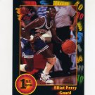 1991-92 Wildcard Basketball #021 Elliot Perry - Memphis State