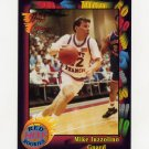 1991-92 Wildcard Basketball Red Hot Rookies #8 Mike Iuzzolino - St. Francis (PA)