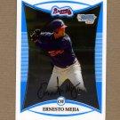 2008 Bowman Chrome Prospects Baseball #BCP213 Ernesto Mejia - Atlanta Braves