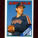 1988 Topps Traded Baseball #045T Bryan Harvey RC - California Angels