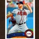 2011 Topps Baseball #619 Jonny Venters - Atlanta Braves