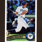 2011 Topps Baseball #463 Will Venable - San Diego Padres