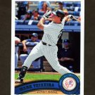 2011 Topps Baseball #450A Mark Teixeira - New York Yankees