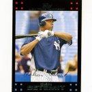 2007 Topps Update Baseball #293 Wilson Betemit - New York Yankees