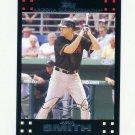 2007 Topps Update Baseball #050 Jason Smith - Arizona Diamondbacks