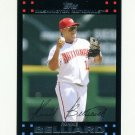 2007 Topps Update Baseball #007 Ronnie Belliard - Washington Nationals